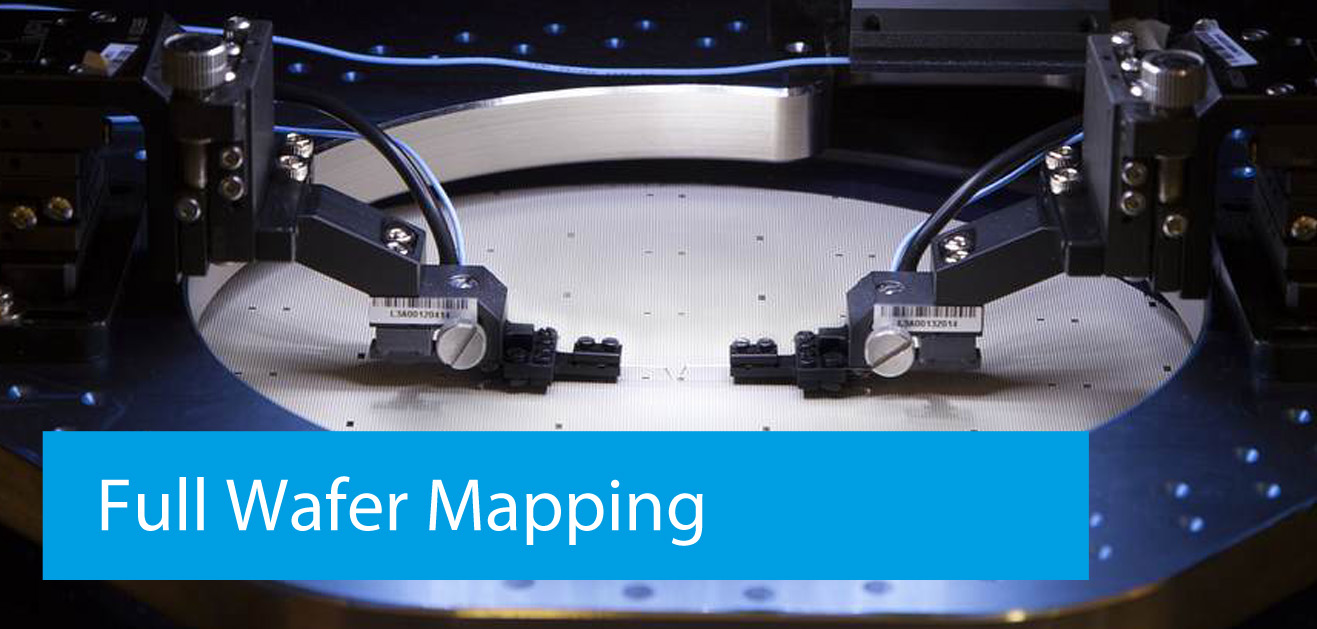 Full Wafer Mapping
