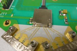 optics testboard